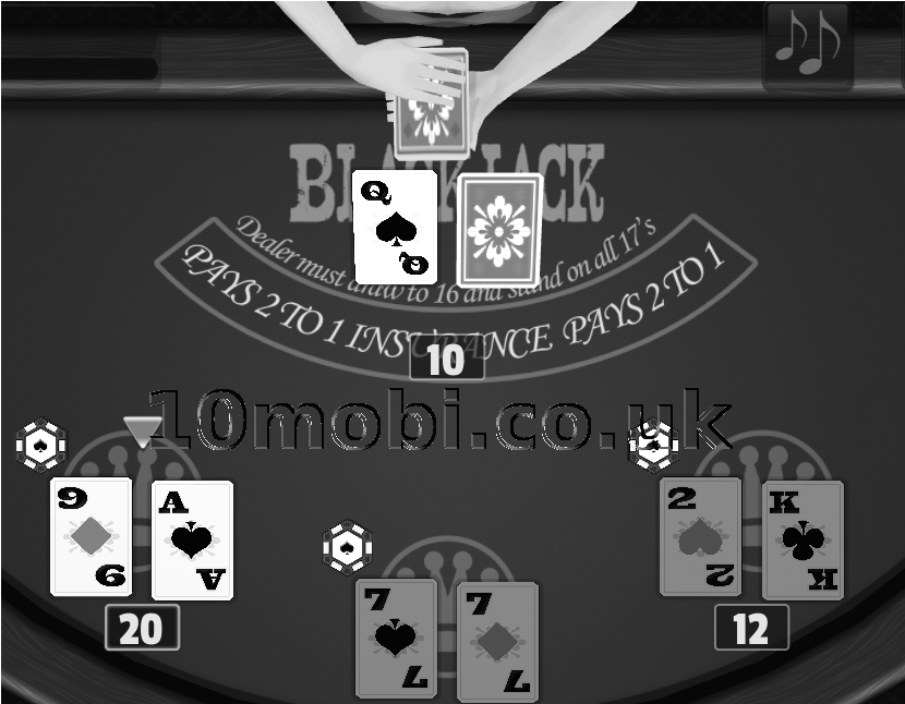 HTML5 Mobile Casino Options